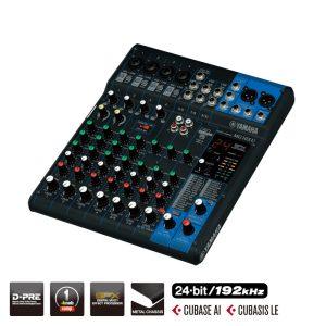 Mixers Análogos, Digitales y Amplificados