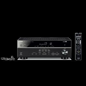 Amplificador de Audio y Video