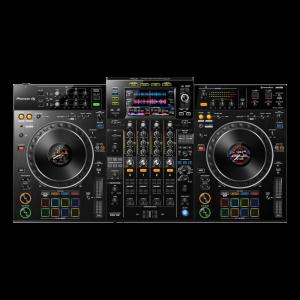 Sistema todo en uno DJ